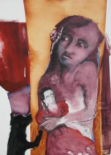 2008-Pintura a óleo-116X89-2