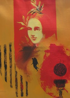 2011-Pintura a óleo-100X81-4