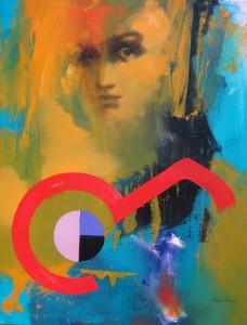 2011-Pintura a óleo-116X89-1
