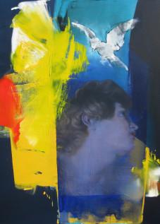 2012-Pintura a óleo-116X89-3